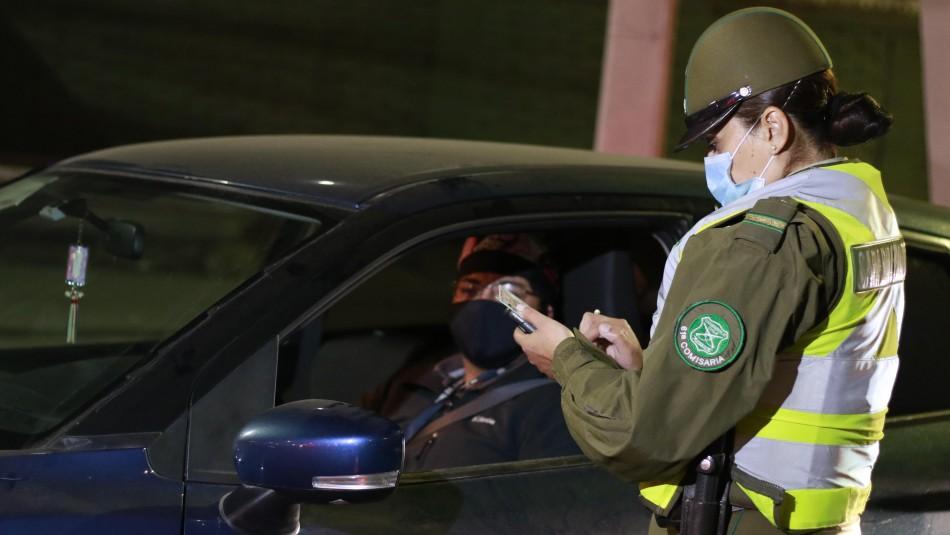 Balance policial: Más de 3 mil detenidos y se entregaron casi 1.5 millones de permisos