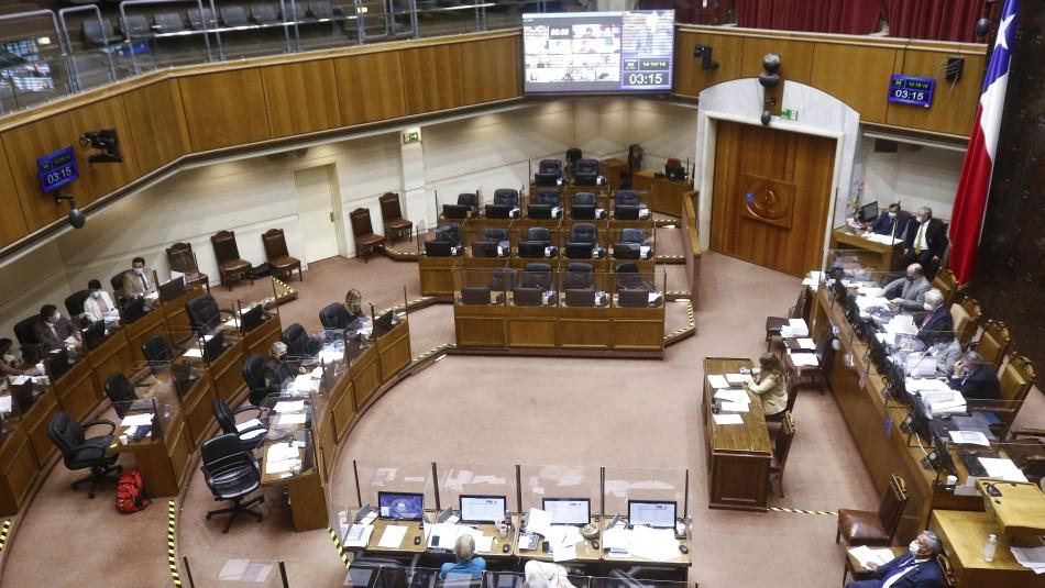 Postergación de elecciones: Senado aprueba en general el proyecto