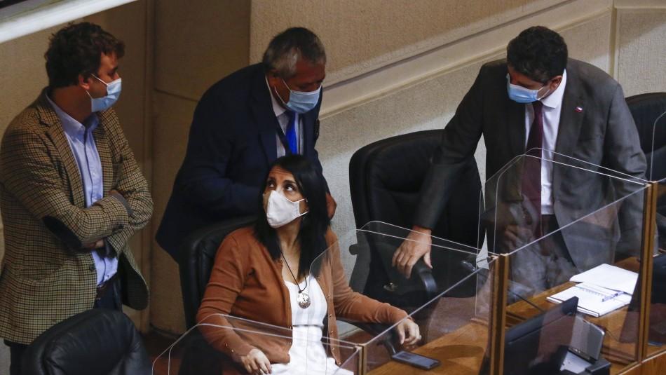 Quiebre de acuerdo en el Senado: Bono Clase Media podría ir al Tribunal Constitucional