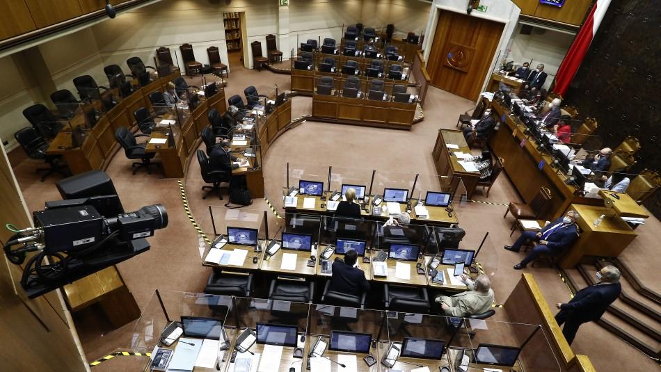 Bono de Clase Media y préstamo solidario: Este domingo el Senado revisa el proyecto
