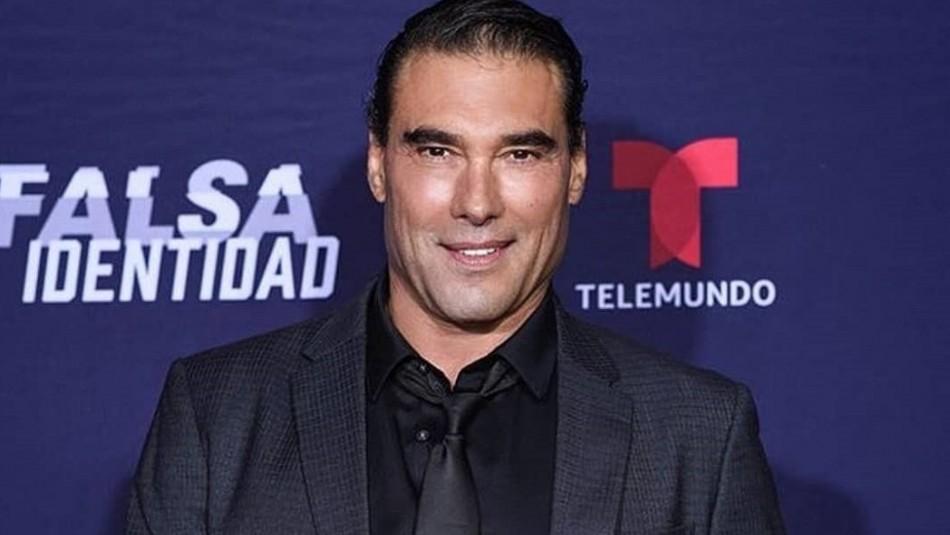 Revelan que Eduardo Yáñez tiene cáncer, pero el actor lo niega en un video