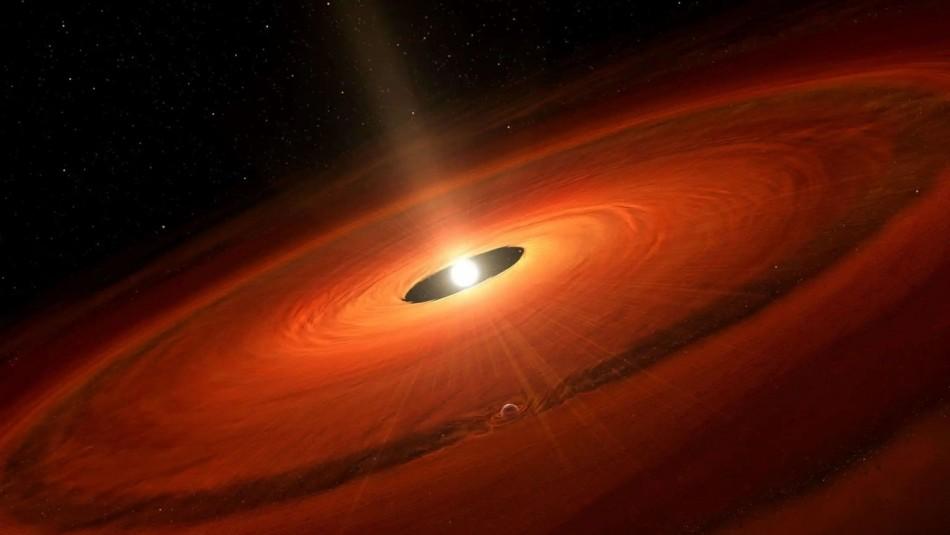 Increíble: Astrónomos chilenos descubren candidato a planeta 5 veces más grande que Júpiter