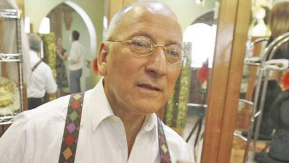 Raquel Argandoña confirma muerte del estilista Pato Araya tras contagio por coronavirus