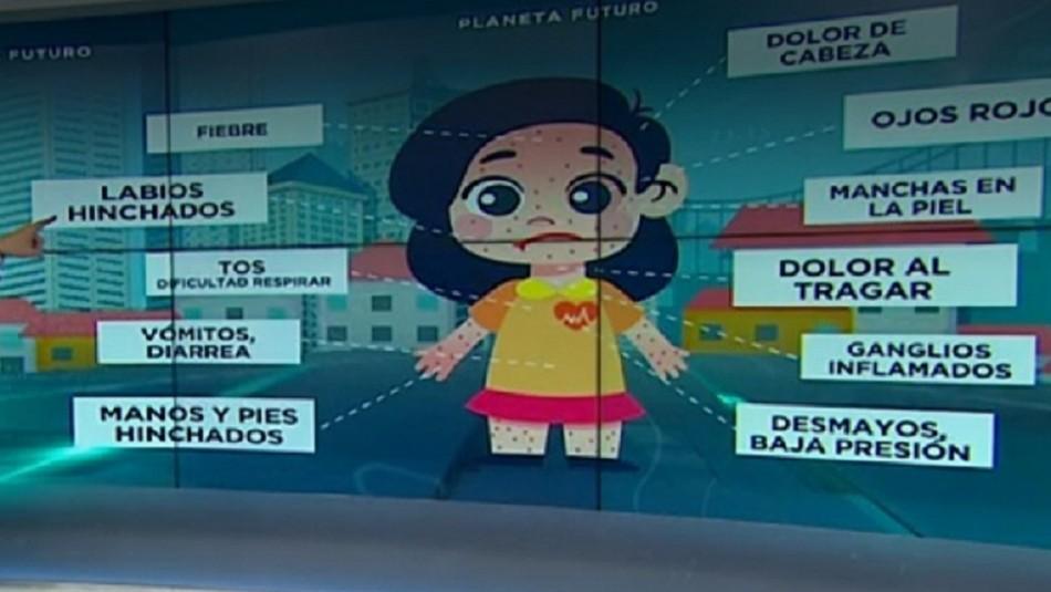 Preocupación por PIMS en niños: Estos son los síntomas a los que debes estar atento