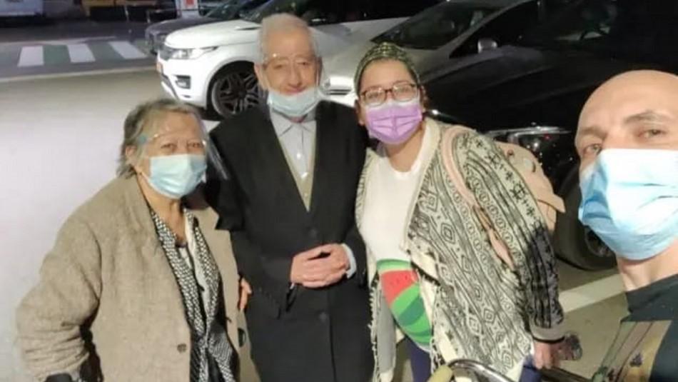 Los rechazaron 16 veces: Chilenos ingresan a Israel para asistir a nacimiento de su nieto