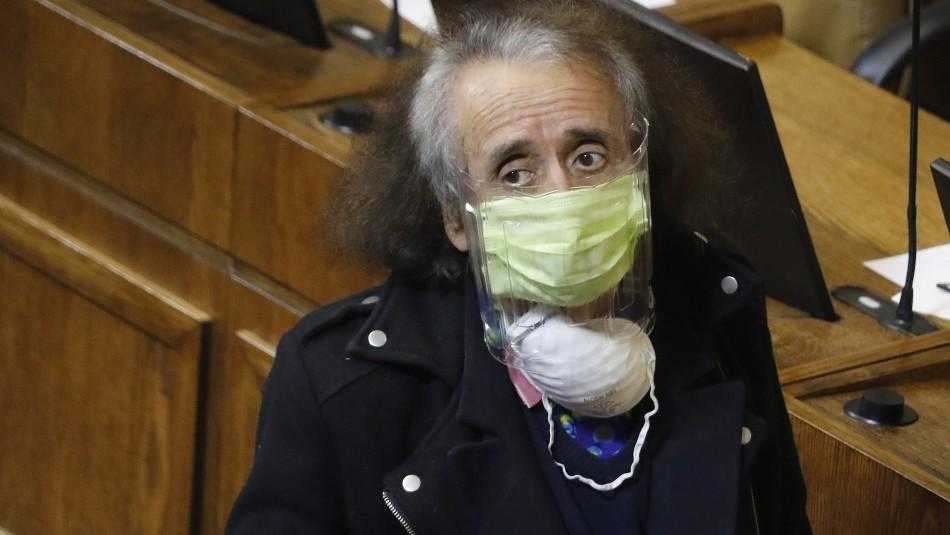 Detienen a diputado Florcita Alarcón: Circulaba sin permiso de desplazamiento