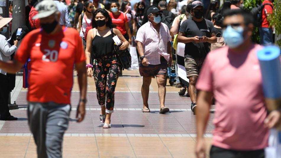 Cuarentenas: 11 comunas cambian de Fase según el plan Paso a Paso